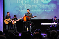 AFA Together for Care Telethon - Brett Eldredge