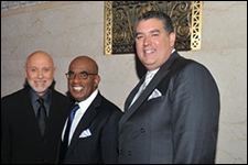 AFA Together for Care Telethon - Eric J Hall, Hector Elizondo, Al Roker